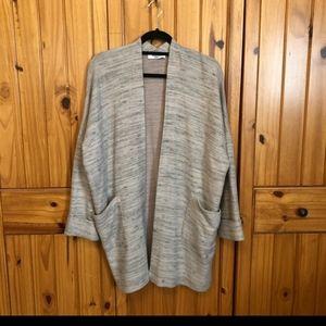 CJLA Carly Jean Los Angeles Cardigan Sweater Larg